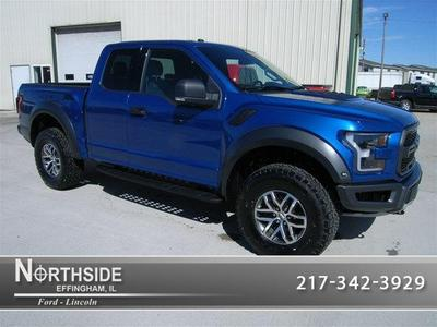 Used 2017 Ford F-150 Raptor
