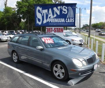 Used 2005 Mercedes-Benz E500 4MATIC