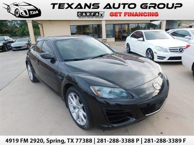 Used 2011 Mazda RX-8 Sport
