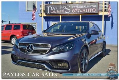 Used 2014 Mercedes-Benz E63 AMG