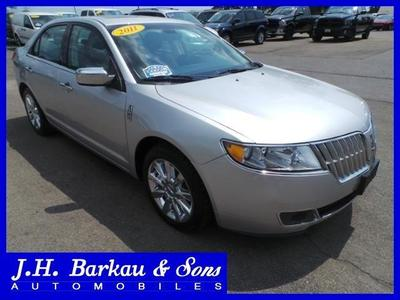 Used 2011 Lincoln MKZ 4dr Sdn AWD
