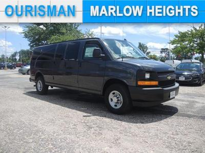 2017 Chevrolet Express 3500 LS