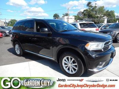 Certified 2014 Dodge Durango SXT