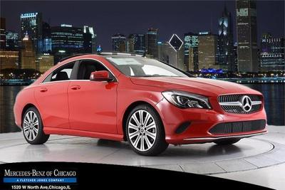 2018 Mercedes-Benz CLA 250 Base 4MATIC