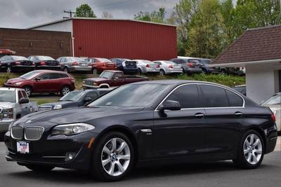 Used 2012 BMW 550 i xDrive