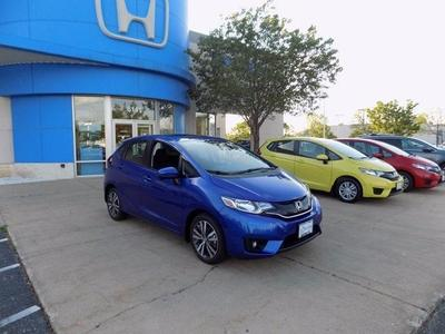 New 2017 Honda Fit EX