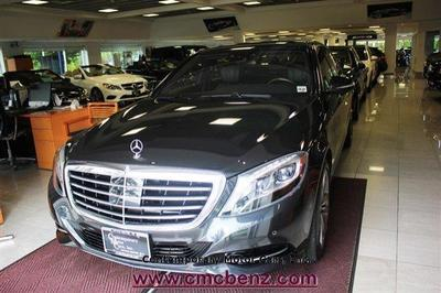Used 2015 Mercedes-Benz 4dr Sdn S 550 4MATIC