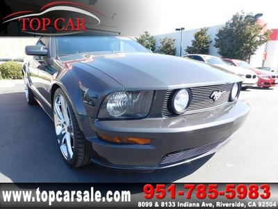 Used 2007 Ford Mustang GT Deluxe