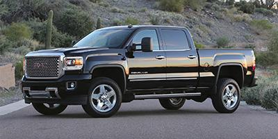 New 2017 GMC Sierra 3500 Denali