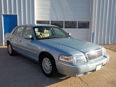 Used 2008 Mercury Grand Marquis LS