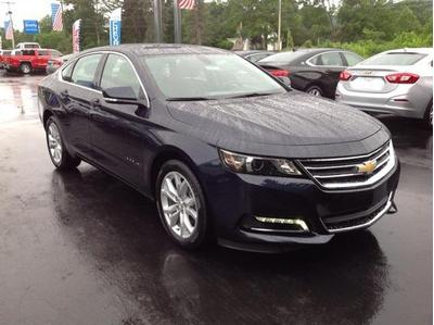 New 2018 Chevrolet Impala 1LT