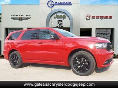 New 2018 Dodge Durango GT