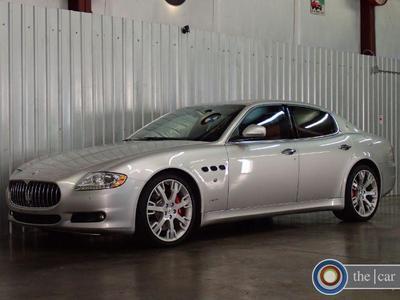 Used 2009 Maserati Quattroporte S