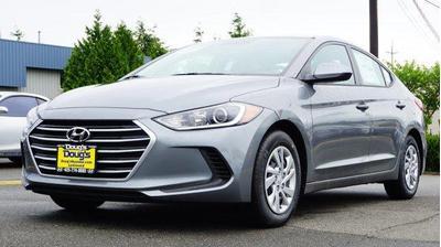 New 2017 Hyundai Elantra SE
