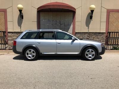 Used 2005 Audi allroad 2.7T