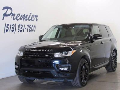 Used 2014 Land Rover Range Rover Sport Supercharged Autobiography