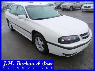 Used 2002 Chevrolet Impala LS