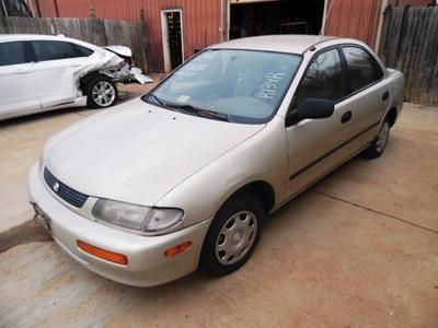 Used 1996 Mazda Protege DX