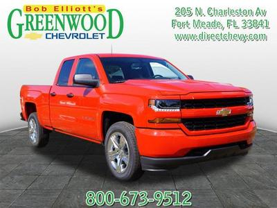 New 2017 Chevrolet Silverado 1500 Custom