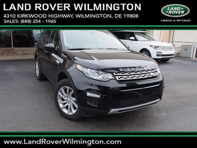 Used 2016 Land Rover Discovery Sport HSE