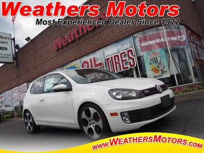Used 2013 Volkswagen GTI 2-Door