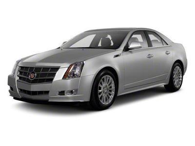 Used 2011 Cadillac CTS Premium