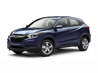 New 2017 Honda HR-V LX