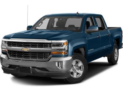 New 2017 Chevrolet Silverado 1500 LT