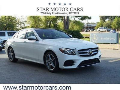 New 2017 Mercedes-Benz E300