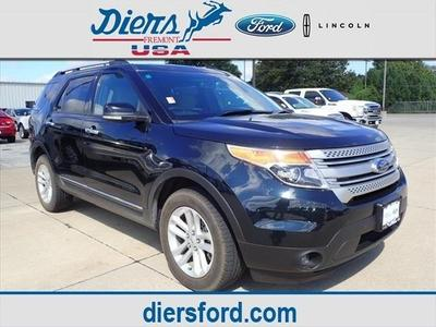 Certified 2015 Ford Explorer XLT