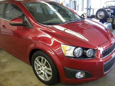 Used 2012 Chevrolet Sonic 2LT