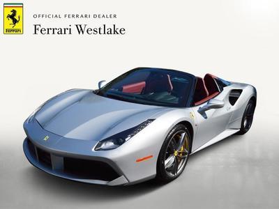 2017 Ferrari 488 Spider CERTIFIED