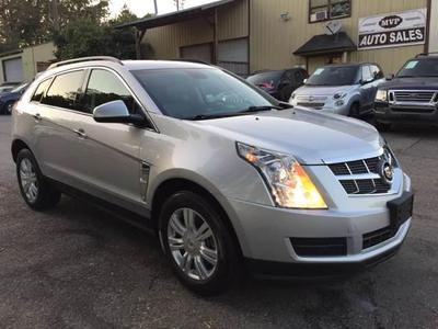Used 2012 Cadillac SRX Base