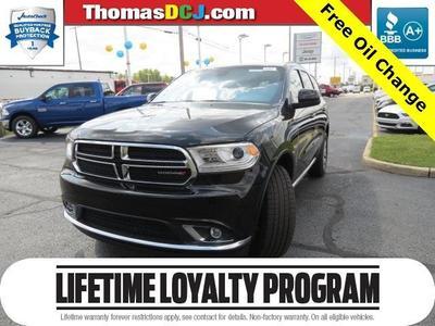 New 2018 Dodge Durango SXT