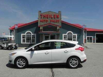 Used 2015 Ford Focus SE