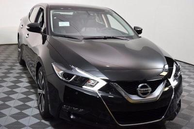 New 2017 Nissan Maxima 3.5 SR