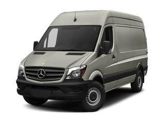 New 2017 Mercedes-Benz Sprinter 2500 Standard Roof