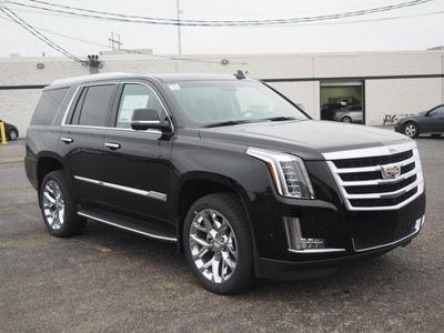 New 2017 Cadillac Escalade Luxury