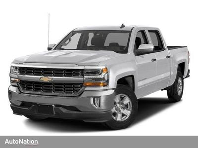 New 2018 Chevrolet Silverado 1500 1LT