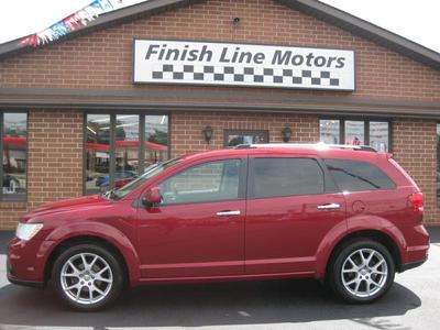 Used 2011 Dodge Journey Crew