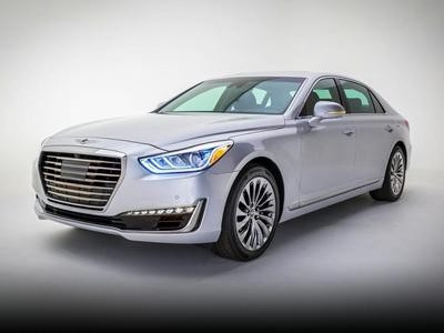 New 2017 Genesis G90 5.0 Ultimate