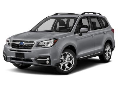 New 2017 Subaru Forester 2.5i Touring