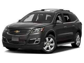 Certified 2017 Chevrolet Traverse 1LT