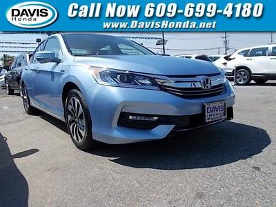 New 2017 Honda Accord Hybrid Hybrid