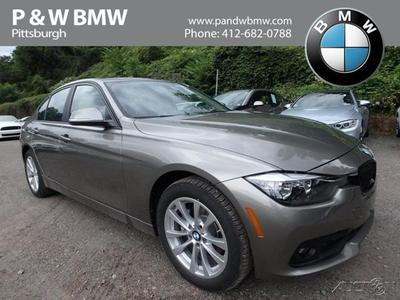 New 2017 BMW 320 i xDrive
