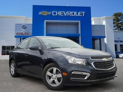 2016 Chevrolet Cruze Limited 1LT