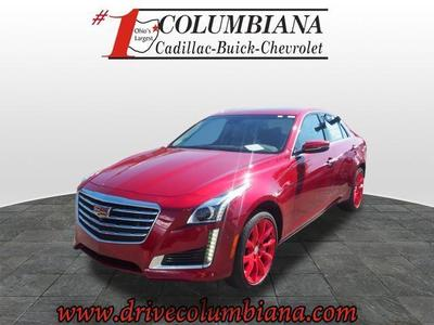 New 2017 Cadillac CTS 3.6L Premium Luxury