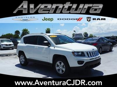 New 2016 Jeep Compass Sport