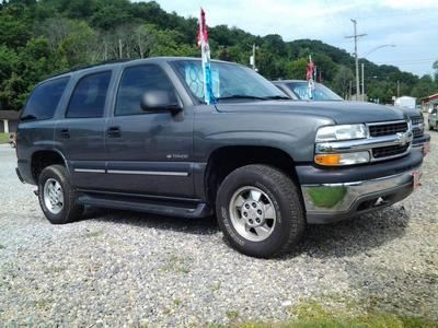 Used 2002 Chevrolet Tahoe LS