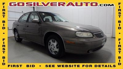 Used 1999 Chevrolet Malibu